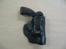 Rock Island M206 Revolver In The Waistband IWB Concealed Carry Holster CCW BLK R
