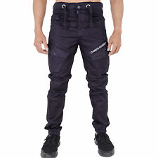 Mens Denim Joggers Stretch Cuffed Jogger Jeans by Arrested Development 28 -40 JO