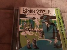 The Dirty Boogie by The Brian Setzer Orchestra (CD, Jun-1998, Interscope (USA))