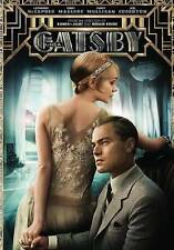 The Great Gatsby (DVD, 2014)  NEW & SEALED