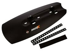 SKS MUD-X BICYCLE MOUNTAIN BIKE MTB DOWNTUBE FRONT FENDER/GUARD BLACK NEW