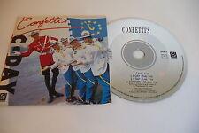 CONFETTI'S CD POCHETTE CARTONNEE C DAY.