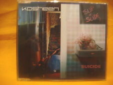 MAXI Single CD KOSHEEN Slip & Slide Suicide 4TR 2001 drum & bass