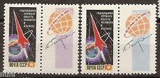 Rusia Russia URSS CCCP yv # 2506/2507 ** MNH Set  Space