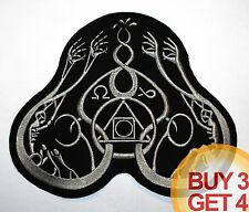 GRIS GY BACK PATCH,BUY3 GET4,BLACK METAL,MONARQUE,FORTERESSE,LIFELOVER,SILENCER