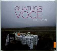 CD QUATUOR VOCE / Beethoven String quartets.. / Naïve neuf sealed