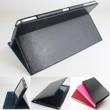 PU Leather Stand Flip Case Cover For 10.6 INCH Chuwi Vi10 Tablet +Protector