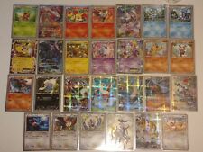 Pokemon XY Legendary Holo Shine Collection Complete 27 Card Set CP2 Japanese