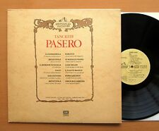 Tancredi Pasero 1941-1944 Don Giovanni Nabucco etc NEAR MINT EMI 3C 053-17674