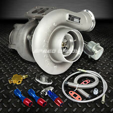 HX35W TURBOCHARGER+OIL FEED+DRAIN LINE FOR RAM 2500/3500 CUMMINS 6BT 5.9 DIESEL