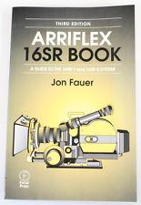 ARRIFLEX 16SR BOOK BY JON FAUER