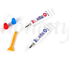 2X 302 Two-Component Acrylate Adhesive 1+1 AB Glue Super Stick Glue Sticky New