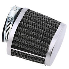 50MM Intake Air Cleaner Filter System Fit Motorcycle Scooter replacement