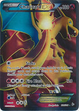 Pokemon XY Flashfire Charizard EX 100/106 Super Rare Holo Card