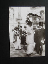 CPM Reproduction Paris 1900 L'élégance de l'époque