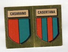 figurina CALCIO FLASH 1982 SCUDETTO CASARANO - CASERTANA