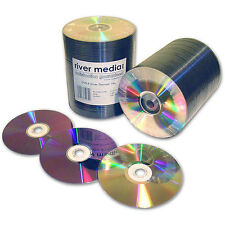 1200 x fiume THERMAL printable DVD-R 4.7 GB 16X SHRINK Wrap (PRISMA)