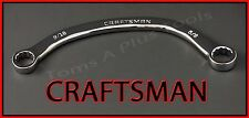 CRAFTSMAN HAND TOOLS 9/16 x 5/8 in. Obstruction Wrench, 12 pt. (FULLY POLISHED)!