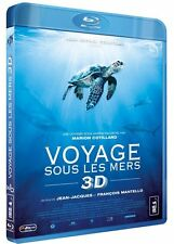 """Blu-ray """"VOYAGE SOUS LES MERS 3D""""   NEUF SOUS BLISTER"""