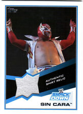 WWE Sin Cara Event Used Shirt Relic Card  2013 Topps Triple Threat DWC