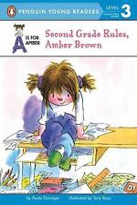 Second Grade Rules, Amber Brown (A Is for Amber), Paula Danziger, Good Book