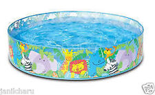 "Baby Bath Tub Baby Kids Swimming Pool Inflatable 4"" x 10"""
