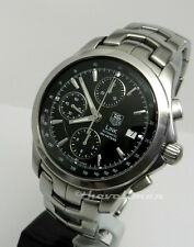 Mens Authentic Swiss TAG Heuer Link CJF2110.BA0594 Chronograph Automatic Watch