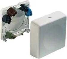 ABL SURSUM Geräte-Anschlussdose Aufputz Klemmen 5 x 2,5 bis 6 qmm weiß