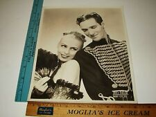 Rare Original VTG Dancers Nancy & Michael Radio City NY James Kollar Photo