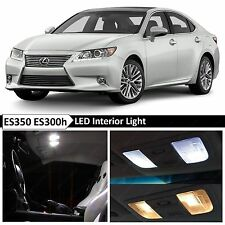 13x White Interior LED Lights Package Kit for 2013-up Lexus ES300h ES350 + TOOL