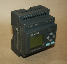 Siemens LOGO! 230RC 6ED1052-1FB00-0BA3 PLC