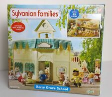 Calico Critters Sylvanian Families BERRY GROVE SCHOOL Epoch