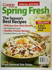Cuisine at Home Spring Fresh Special Best Recipes Chicken 2016 FREE SHIPPING JB