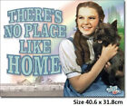 No Place Like Home - Wizard Of Oz -Tin Sign 1729 Made in USA