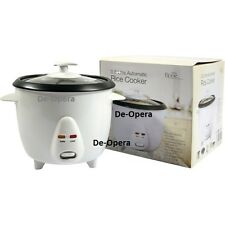 0.8L NON STICK AUTOMATIC ELECTRIC RICE COOKER POT WARMER WARM COOK 0.8 LITRE BN