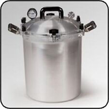 NEW ALL AMERICAN 930 USA MADE 30 QUART PRESSURE COOKER CANNER SALE