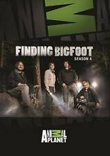 Finding Bigfoot - Season 4  DVD NEW