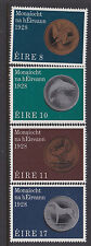 IRELAND, Scott #436-439: MNH, 1978 Irish Currency set