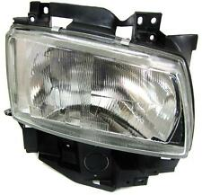 clear finish right side headlight front light for VW T4 Caravelle Multivan bus