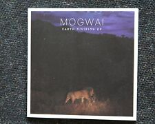 MOGWAI - Earth Division EP - CD