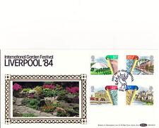 10 APRIL 1984 URBAN RENEWAL BENHAM BLS 3 FIRST DAY COVER LIVERPOOL SHS
