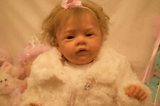 Reborn Baby Mary Ann by Natali Blick now Baby Abigail