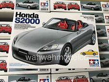 Tamiya 24211 1/24 Scale Honda S2000 from Japan  (With Tracking Number).