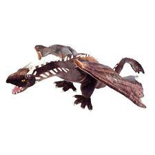 Wizarding World Harry Potter Hungarian Horntail Plush Dragon Universal Studios