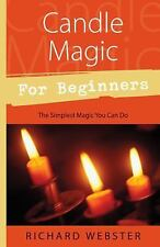 Candle Magic for Beginners Book ~ Wiccan Pagan Supply
