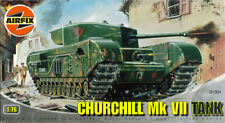 Airfix 1/76 (20mm) Churchill Mk VII Tank