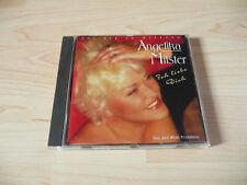 CD Angelika Milster - Ich liebe Dich - 1995 incl. Und wenn die Sonne wieder sche