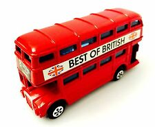 Die-Cast Metal London Red Bus Great Gift Souvenirs UK 9x4.5x2.5 cm