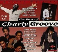 Best Of Charly Groove 2-CD NEW SEALED Joe Tex/Rimshots/Meters/Curtis Mayfield+