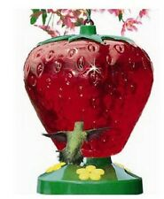 WOODSTREAM CORP 48 OZ, Strawberry Style Hummingbird Feeder 260P